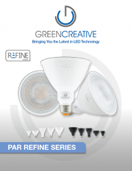 GREEN CREATIVE PAR REFINE SERIES Leaflet