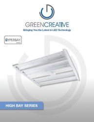 HIGH BAY HYPERBAY SERIES LED LEAFLET
