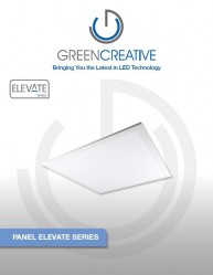 PANEL ELEVATE SERIES LED LEAFLET