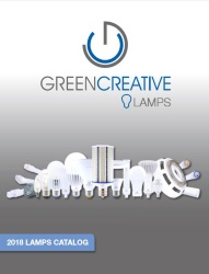 GREEN CREATIVE 2018 LAMPS CATALOG